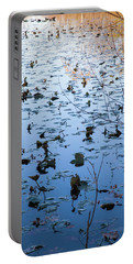 Water Lilies Autumn Song Portable Battery Charger