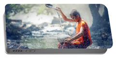 Water Meditation Portable Battery Charger