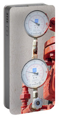 Water Pressure Gauge  Portable Battery Charger