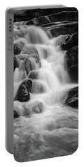 water stair close to the Heinrich Heine hiking way, Harz Portable Battery Charger