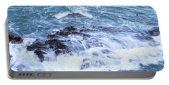 Water Turmoil Portable Battery Charger