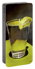 Water With A Lemon...please Portable Battery Charger