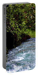 Watercolor Big Springs Missouri 2125 W_2 Portable Battery Charger