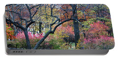 Watercolor Forest Portable Battery Charger