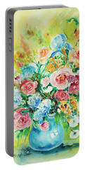 Watercolor Series 120 Portable Battery Charger
