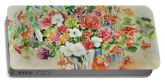 Watercolor Series 23 Portable Battery Charger