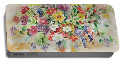Watercolor Series 33 Portable Battery Charger