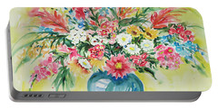 Watercolor Series 58 Portable Battery Charger