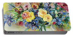 Watercolor Series 62 Portable Battery Charger