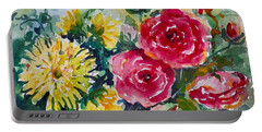 Watercolor Series No. 212 Portable Battery Charger