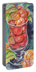 Watercolor Series No. 214 Portable Battery Charger