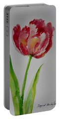Watercolor Series No.  228 Portable Battery Charger