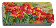 Watercolor Series No. 241 Portable Battery Charger
