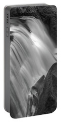 Waterfall 1577 Portable Battery Charger by Chris McKenna