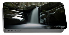 Waterfall From A Dream Portable Battery Charger