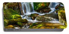 Waterfall In Hd Portable Battery Charger