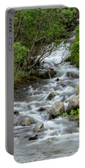 Waterfall Picture - Alaska Portable Battery Charger
