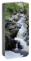 Waterfall Pillsbury State Park Portable Battery Charger