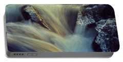 Waterfall Portable Battery Charger by Scott Meyer
