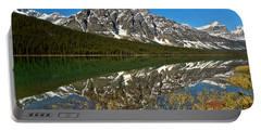 Waterfowl Lake Reflections Portable Battery Charger
