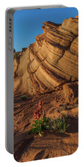 Waterhole Canyon Evening Solitude Portable Battery Charger