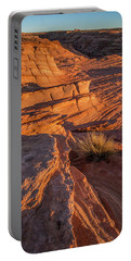 Waterhole Canyon Sunset Vista Portable Battery Charger