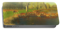 Watering Hole Portable Battery Charger