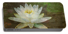 Waterlily Dream Portable Battery Charger