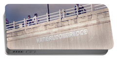 Waterloo Bridge Portable Battery Charger