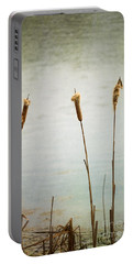 Portable Battery Charger featuring the photograph Water's Edge No. 2 by Todd Blanchard