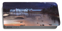 Waterville Valley Sunset Portable Battery Charger