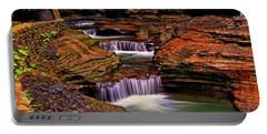Watkins Glen State Park 014 Portable Battery Charger