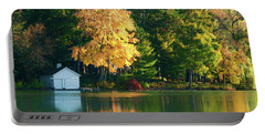 Waupaca Chain Boathouse Portable Battery Charger