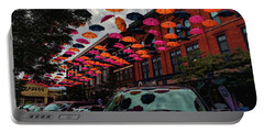 Wausau's Downtown Umbrellas Portable Battery Charger