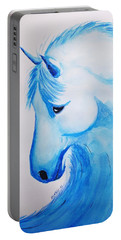 Wave Horse Portable Battery Charger by Edwin Alverio