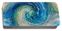 Wave To Van Gogh II Portable Battery Charger
