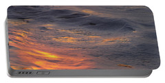 Waves Dawn Reflections Portable Battery Charger