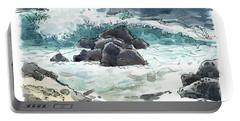 Wawaloli Beach, Hawaii Portable Battery Charger