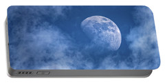 Waxing Blue Moon Portable Battery Charger