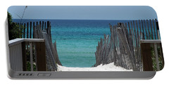 Way To The Beach Portable Battery Charger