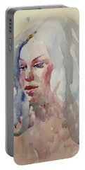 Wc Portrait 1617 Portable Battery Charger