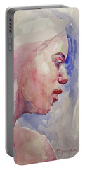 Wc Portrait 1618 Portable Battery Charger