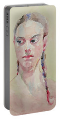 Wc Portrait 1619 Portable Battery Charger
