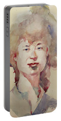 Wc Portrait 1626 My Sister Eunja Portable Battery Charger