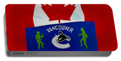 We Are All Canucks Portable Battery Charger