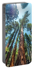 Portable Battery Charger featuring the photograph We Are Nothing- by JD Mims