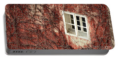 Weathered View Portable Battery Charger