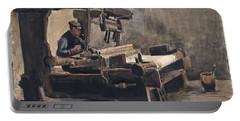 Weaver Nuenen, December 1883 - August 1884 Vincent Van Gogh 1853 - 1890 2 Portable Battery Charger