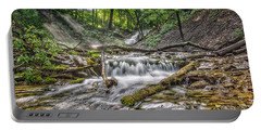 Weaver's Creek Falls Portable Battery Charger