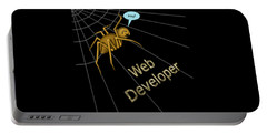 Web Developer Portable Battery Charger